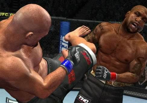 This may be the funniest EA UFC glitch reel ever