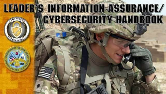 US Army publishes cybersecurity manual