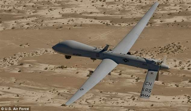 Aussies paid to secure US drones