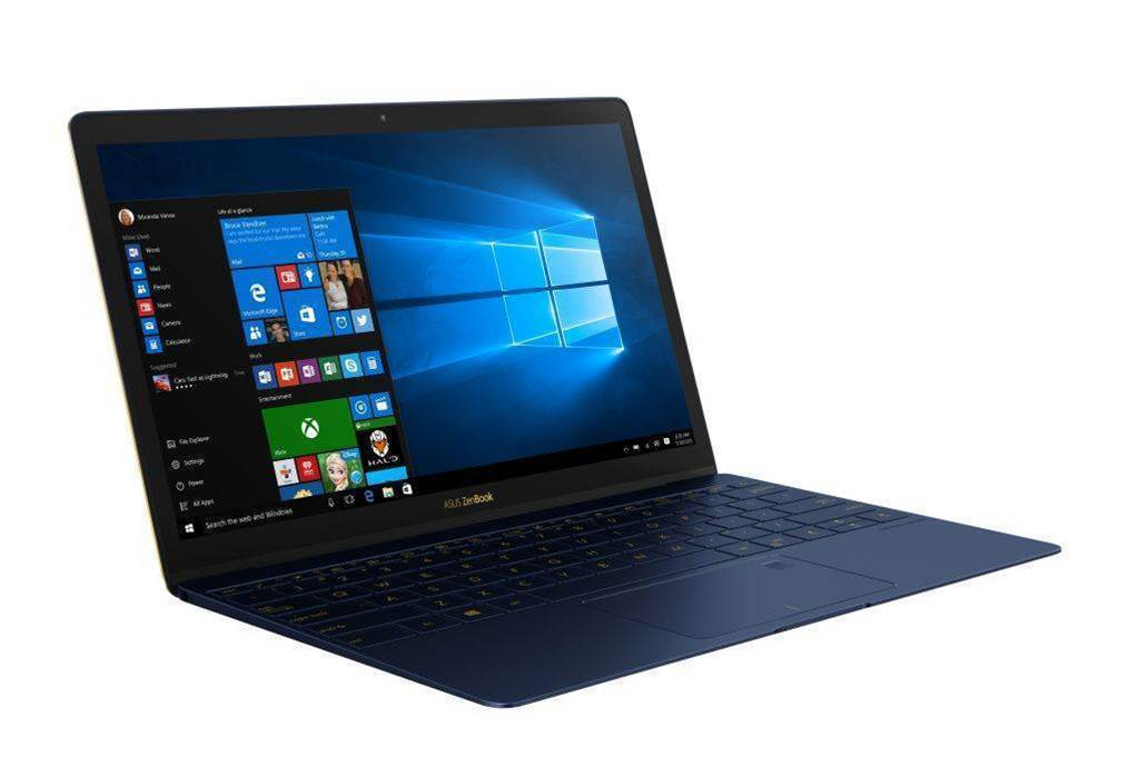 Review: Asus Zenbook 3 UX390 is a super-thin delight