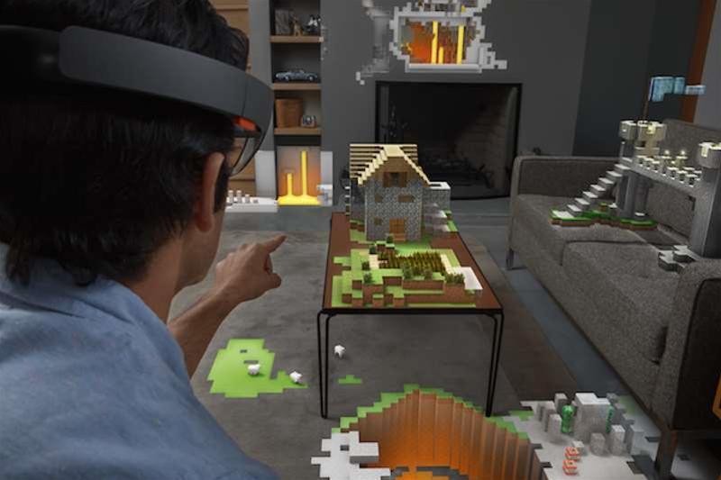 Unity joins Microsoft's HoloLens