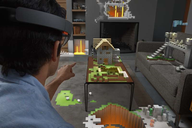 Unity joins Microsoft's HoloLens