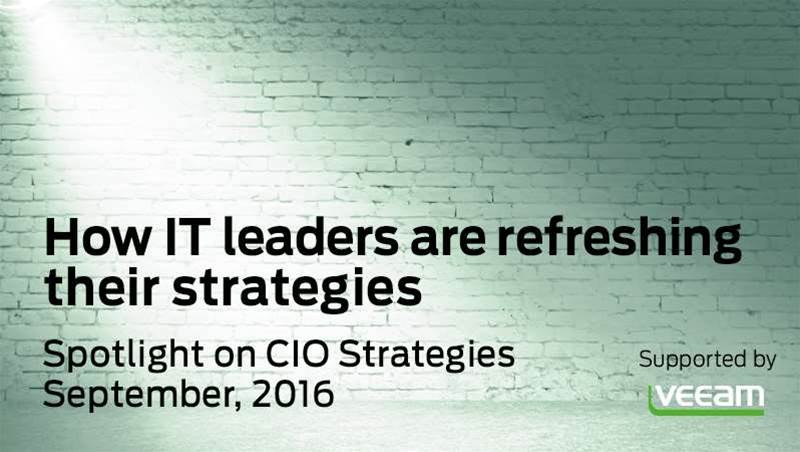 Spotlight on CIO Strategies