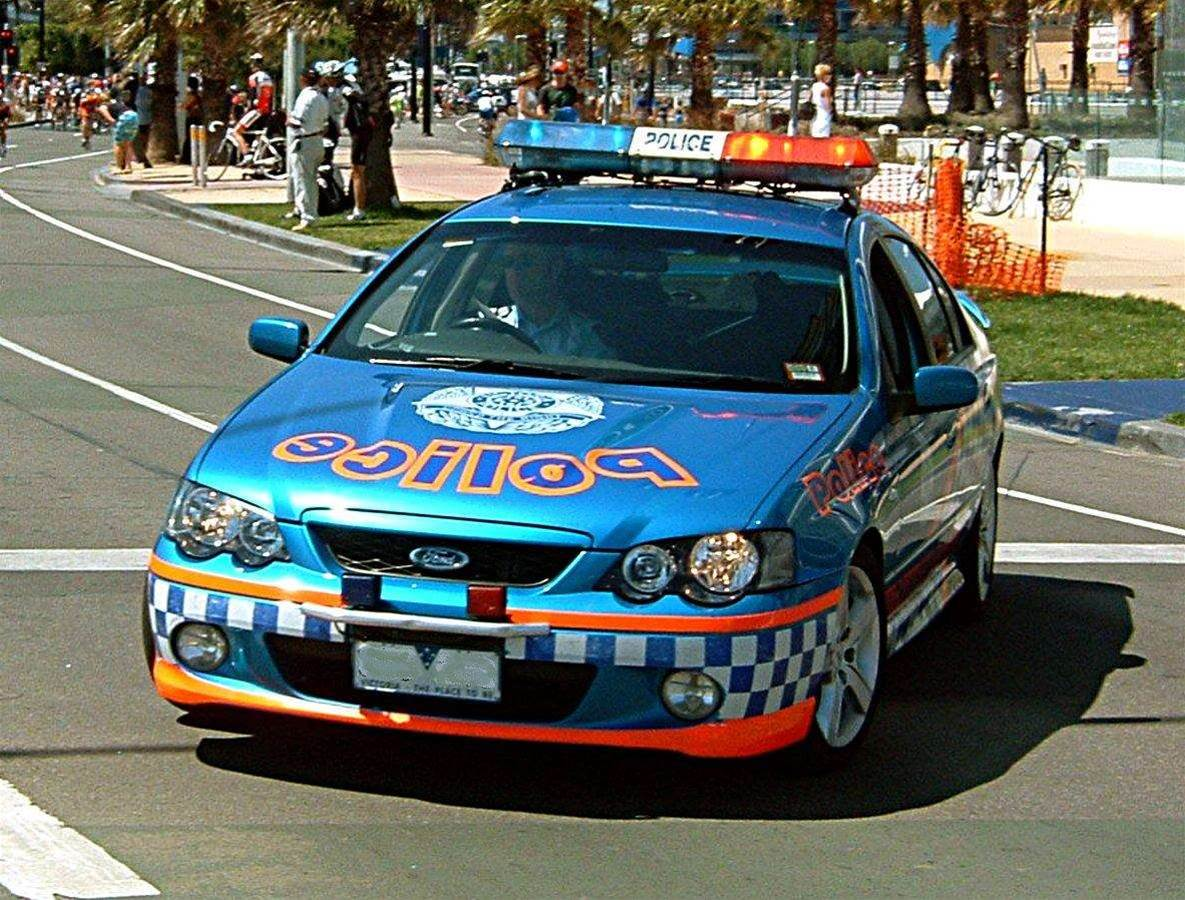Vic police want to shoot GPS trackers at fleeing cars