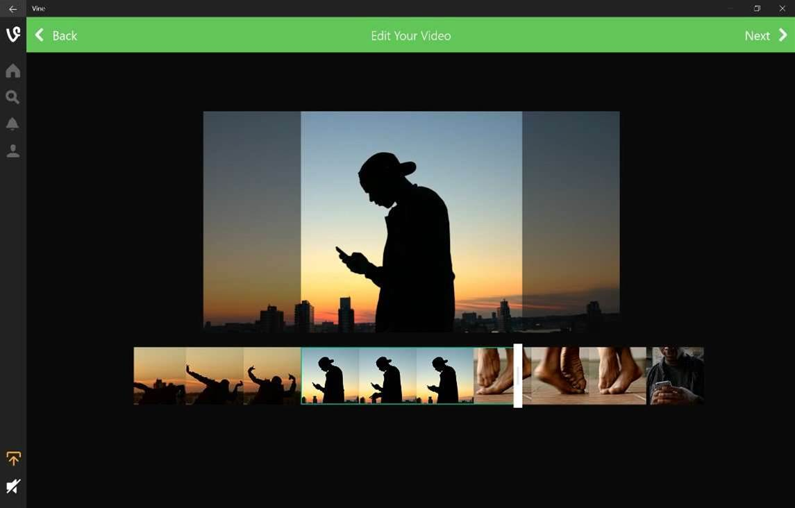 Vine unveils brand new Windows 10 app