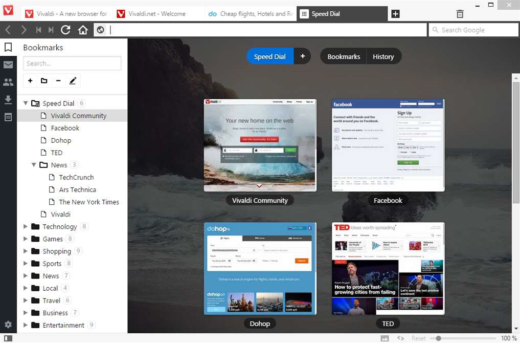 Ex-Opera CEO reveals new Vivaldi browser