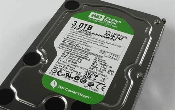 First Look: Western Digital's 3TB Hard Drive