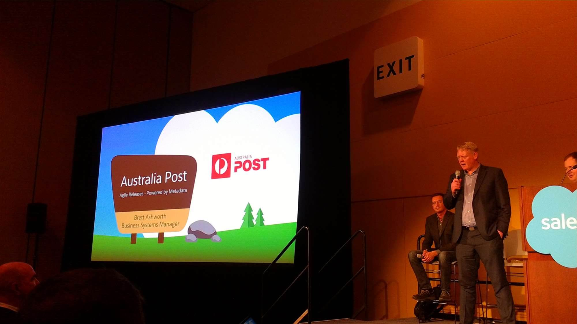 Five years on, AusPost works to keep agile project agile