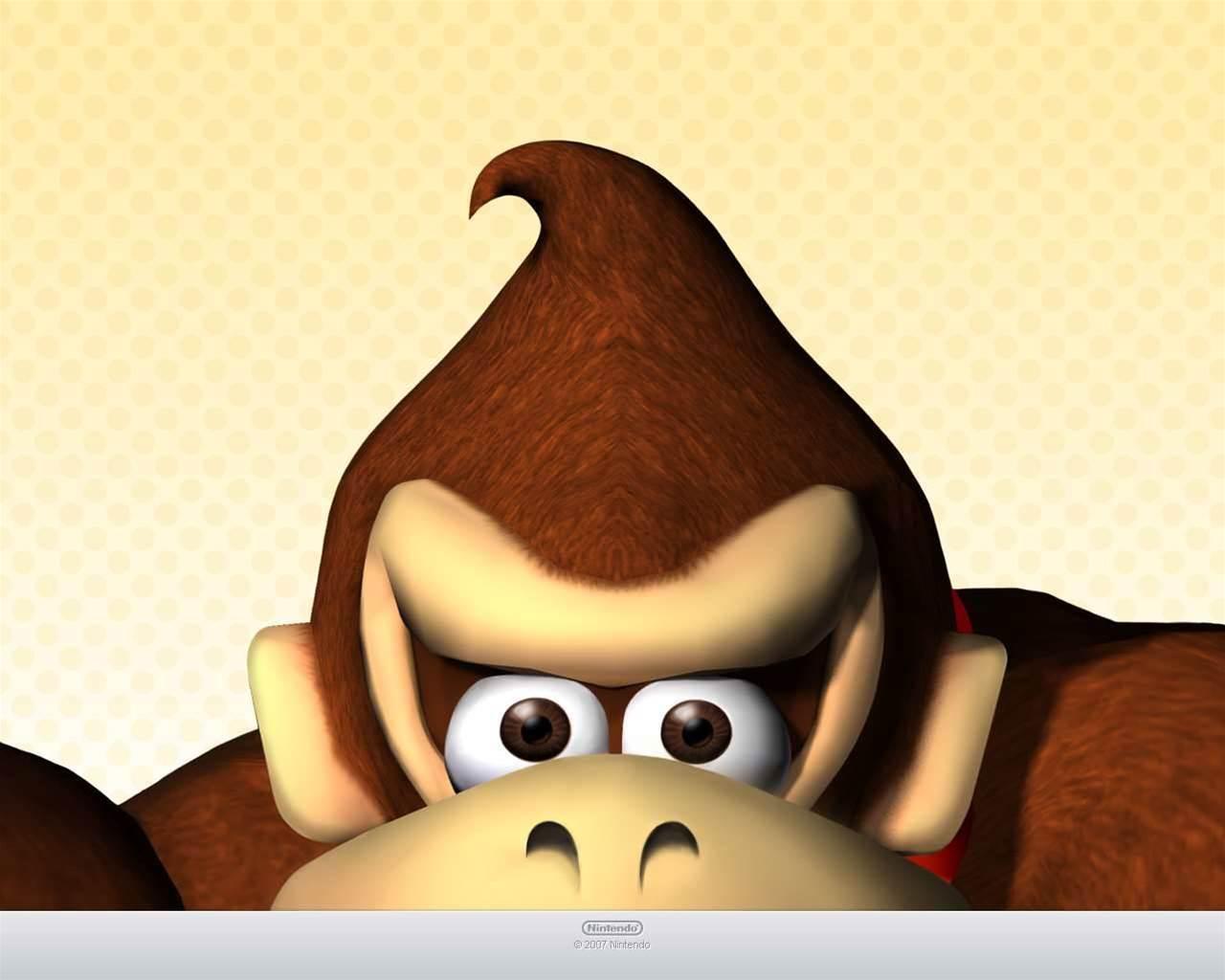 Donkey Kong turns 30