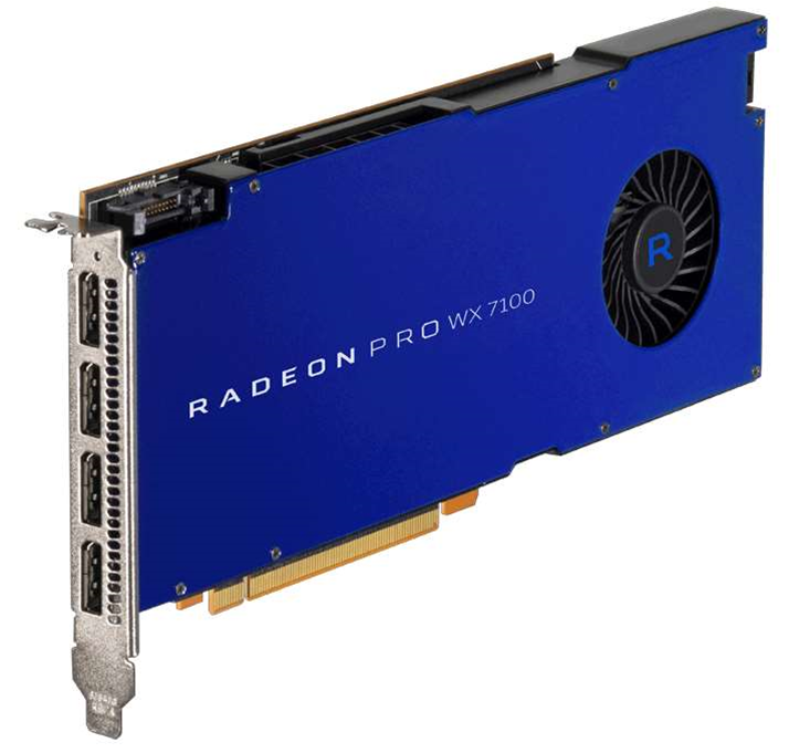AMD unveils Radeon Solid State Graphics tech for workstation GPUs