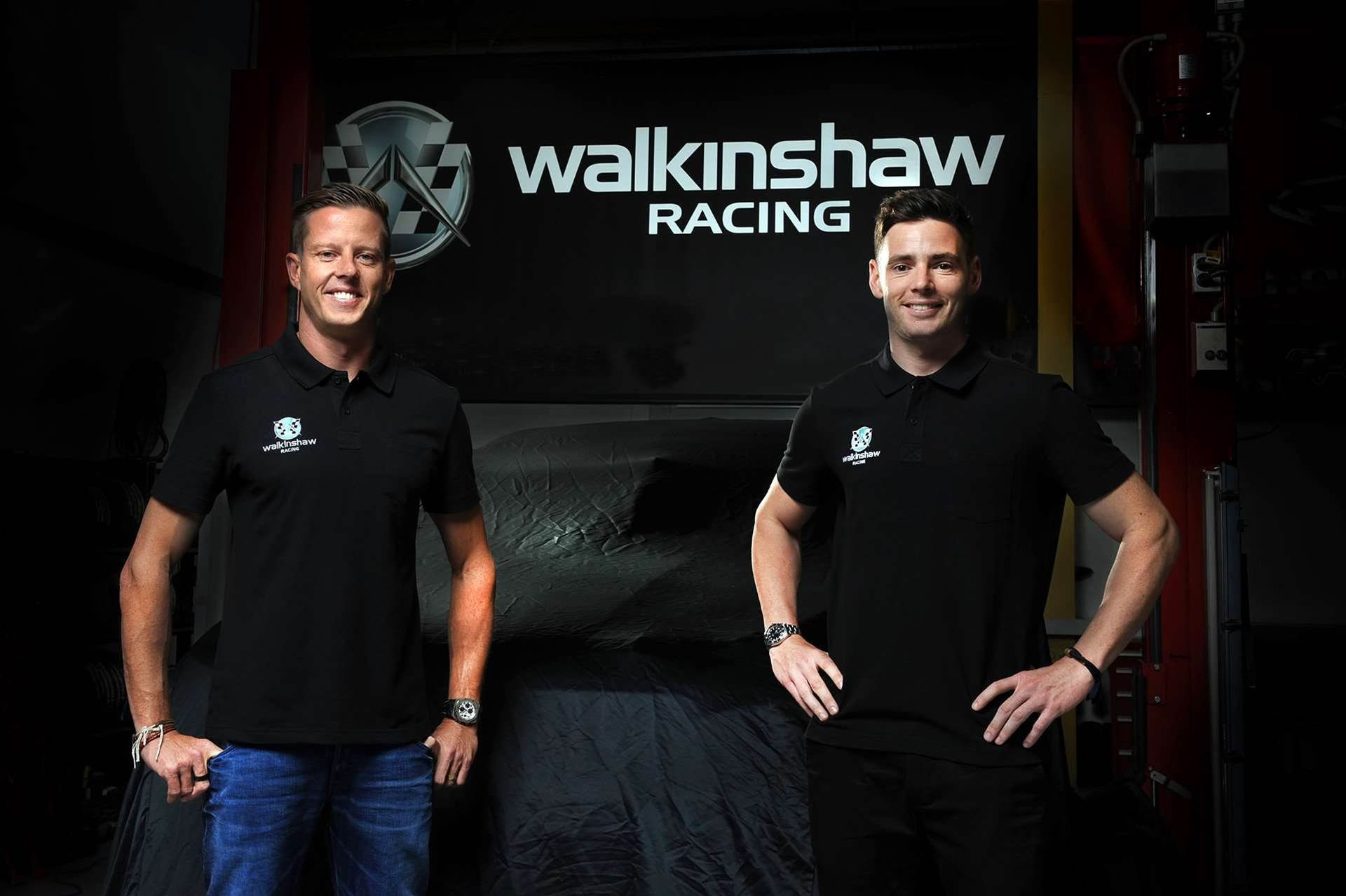 Pye to join Courtney at new-look Walkinshaw Racing