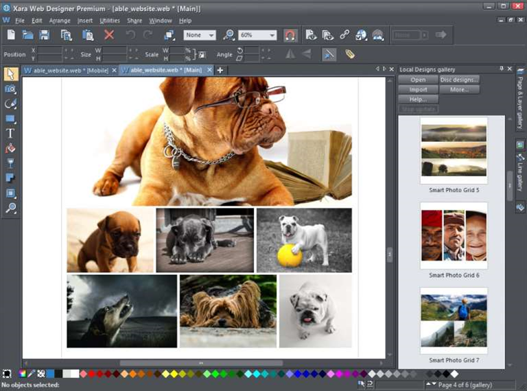 """Xara Group has shipped Xara Web Designer 365, the first release under its new """"365 Update Guarantee"""""""
