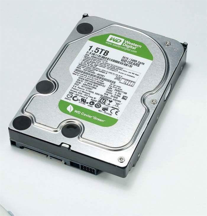 Western Digital Caviar Green 1.5TB