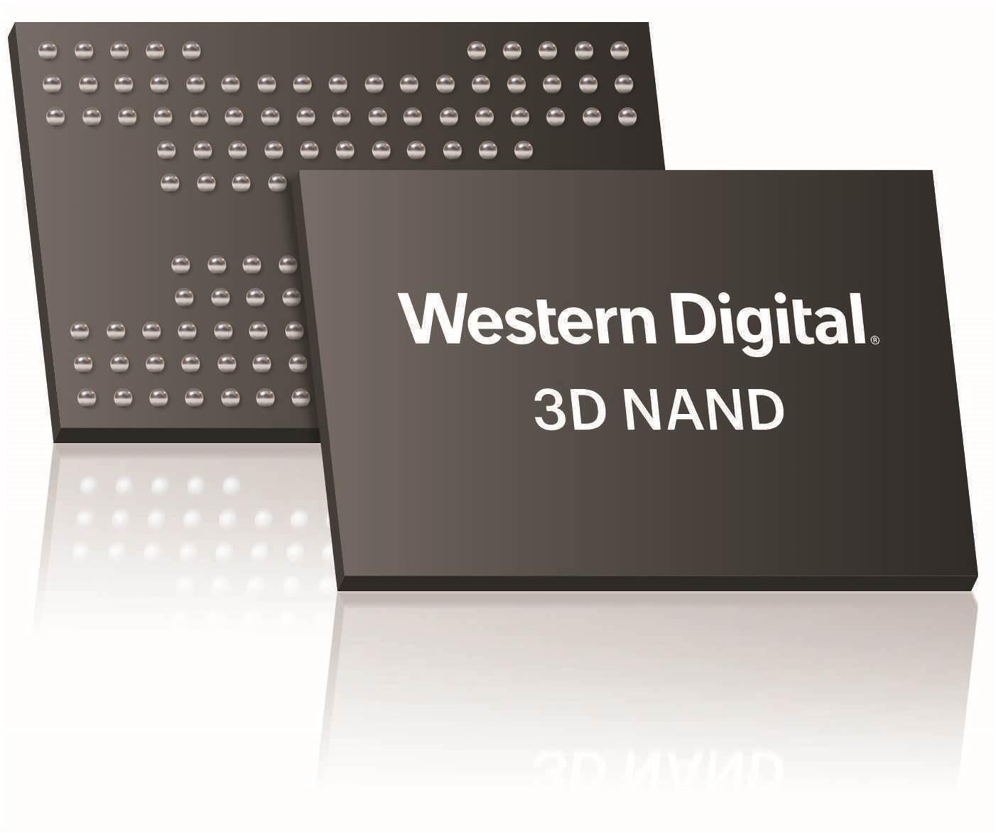 WD announces 96-layer 3D NAND breakthrough