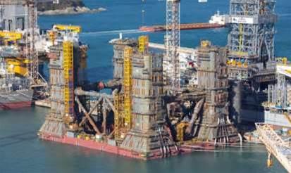 BAE ships telco kit to Wheatstone gas project