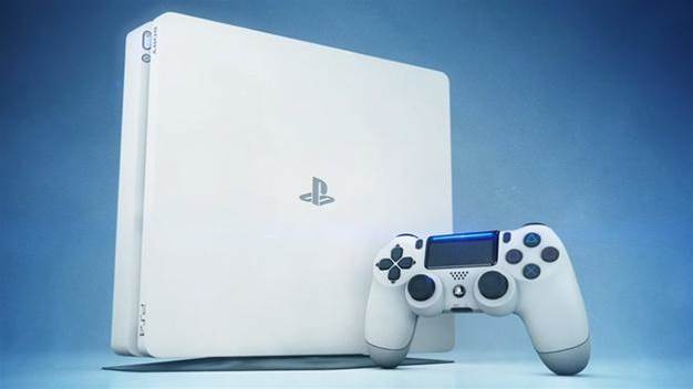 Sony to release all-white standard PS4 later this month