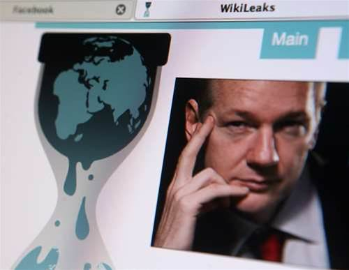 WikiLeaks begins offensive against Stratfor