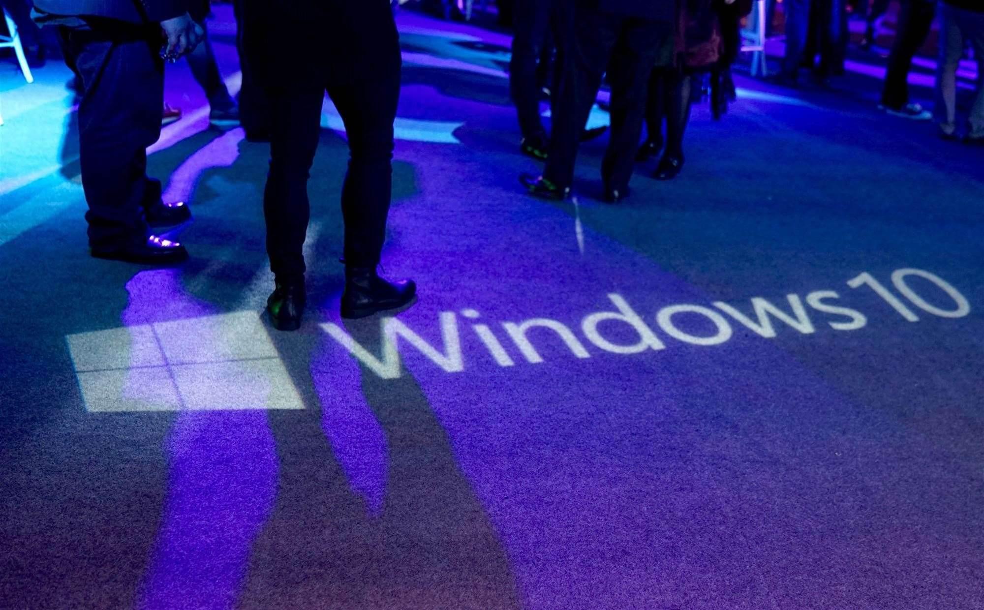 Windows 10 lands in Australia