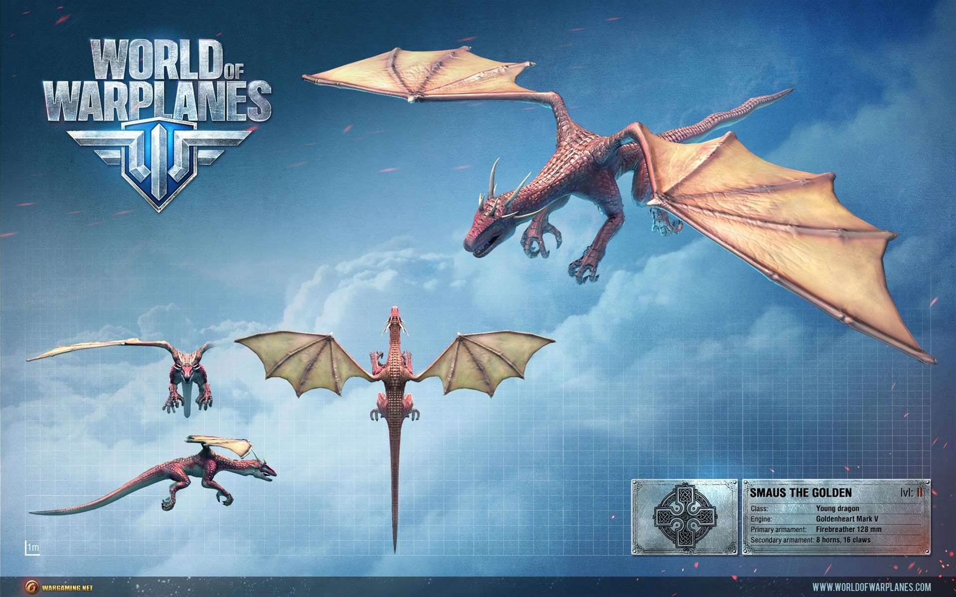 World of Warplanes gets... Dragons?!?