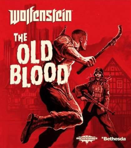 WOLFENSTEIN: The Old Blood out now!
