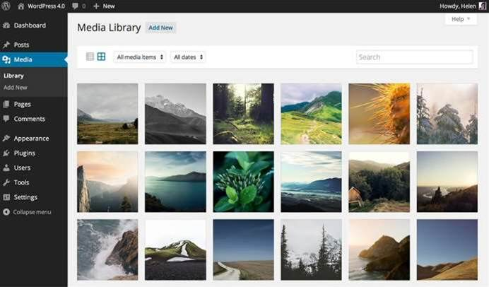 WordPress 4.0 adds content previews