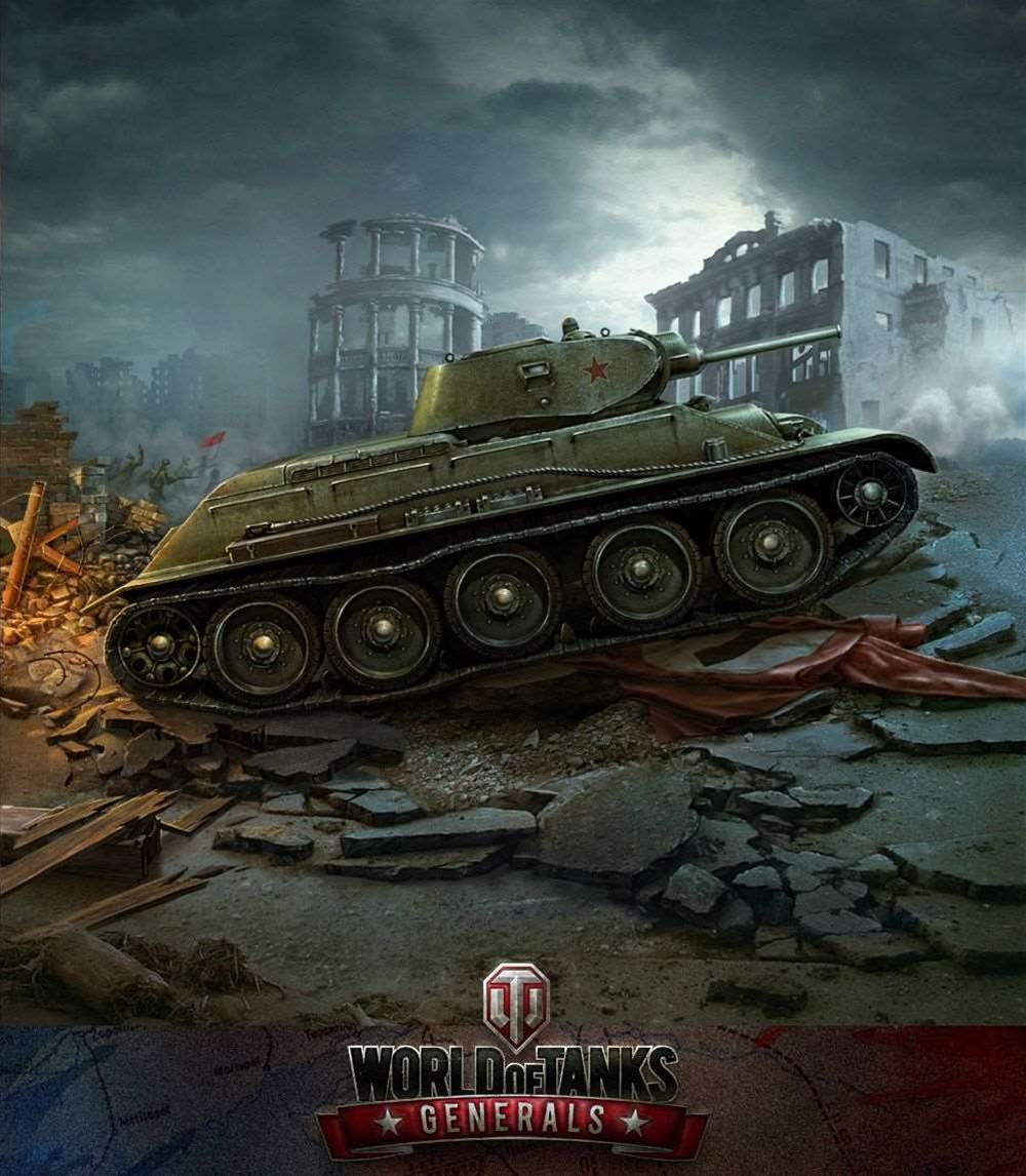 New World of Tanks games announced