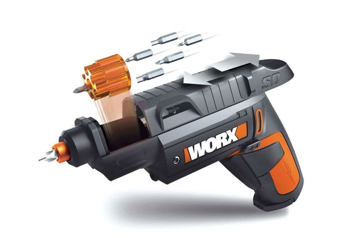 One Minute Review: Worx SD Slidedriver