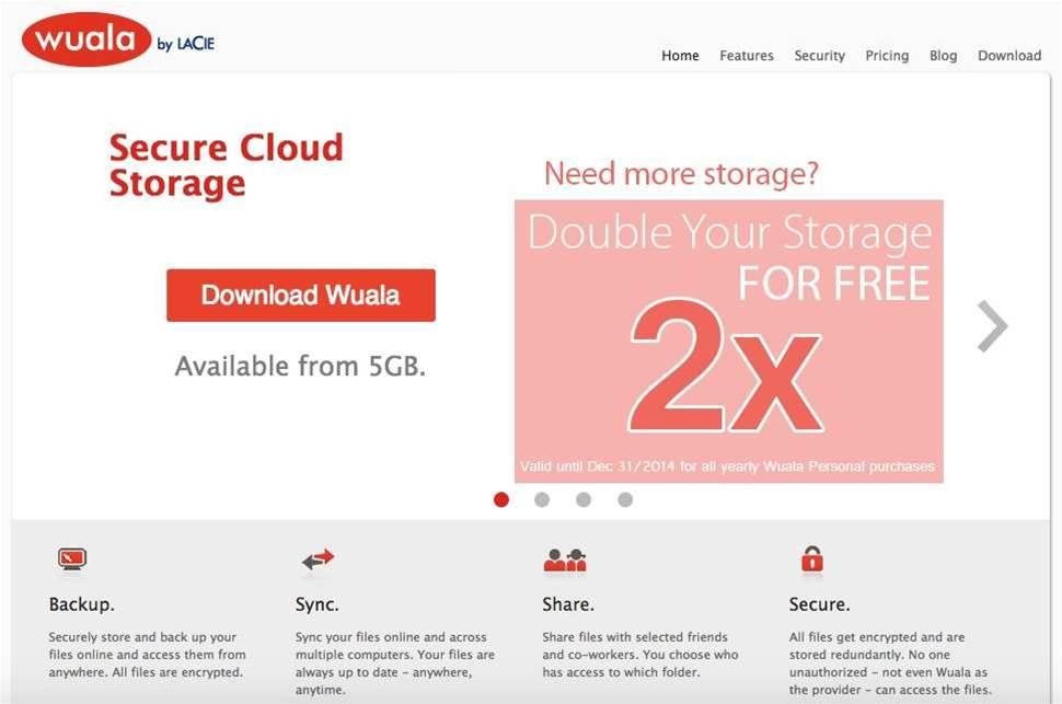 Wuala prepares to shutter online storage service