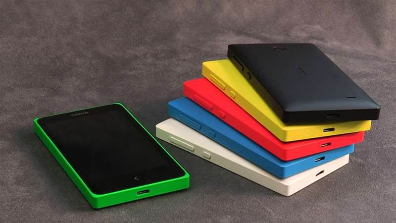 Nokia's Android phones break cover