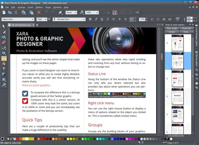 Xara releases Xara Photo and Graphic Designer 365