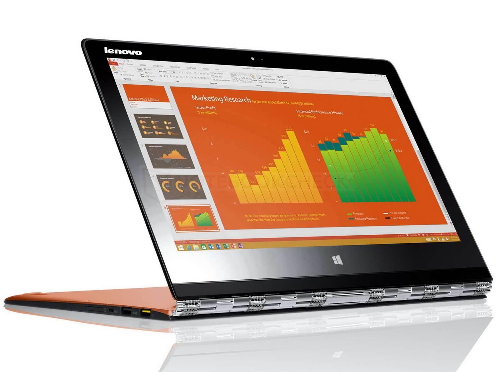 Review: Lenovo Yoga 3 Pro
