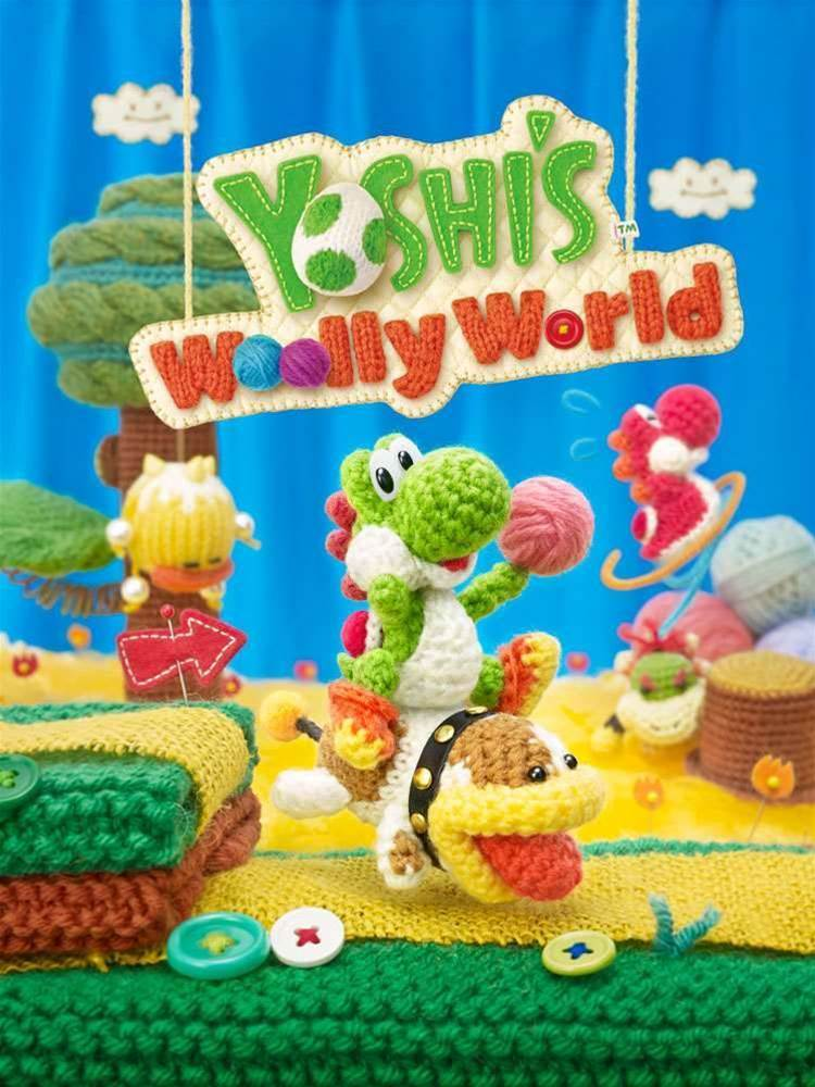 Yoshi's Woolly World release date gets pushed forward