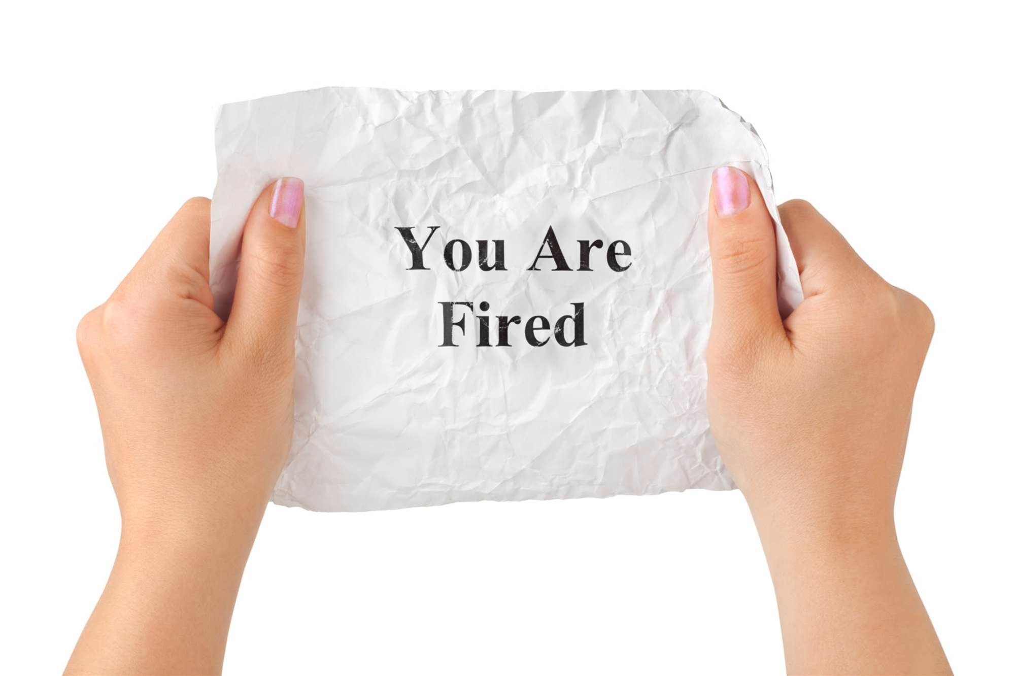 When being rude to IT can get you fired