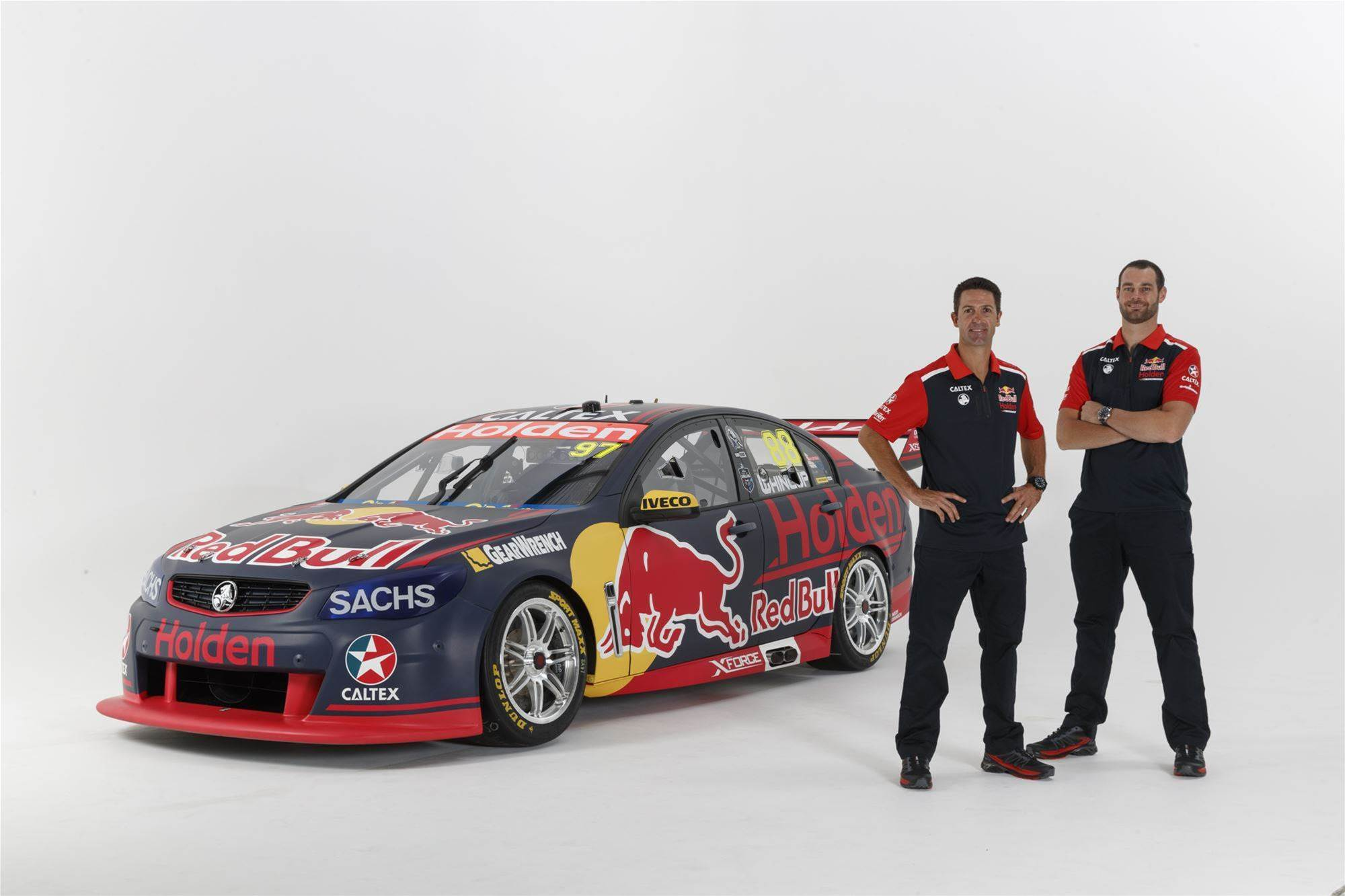 Red Bull HRT livery revealed