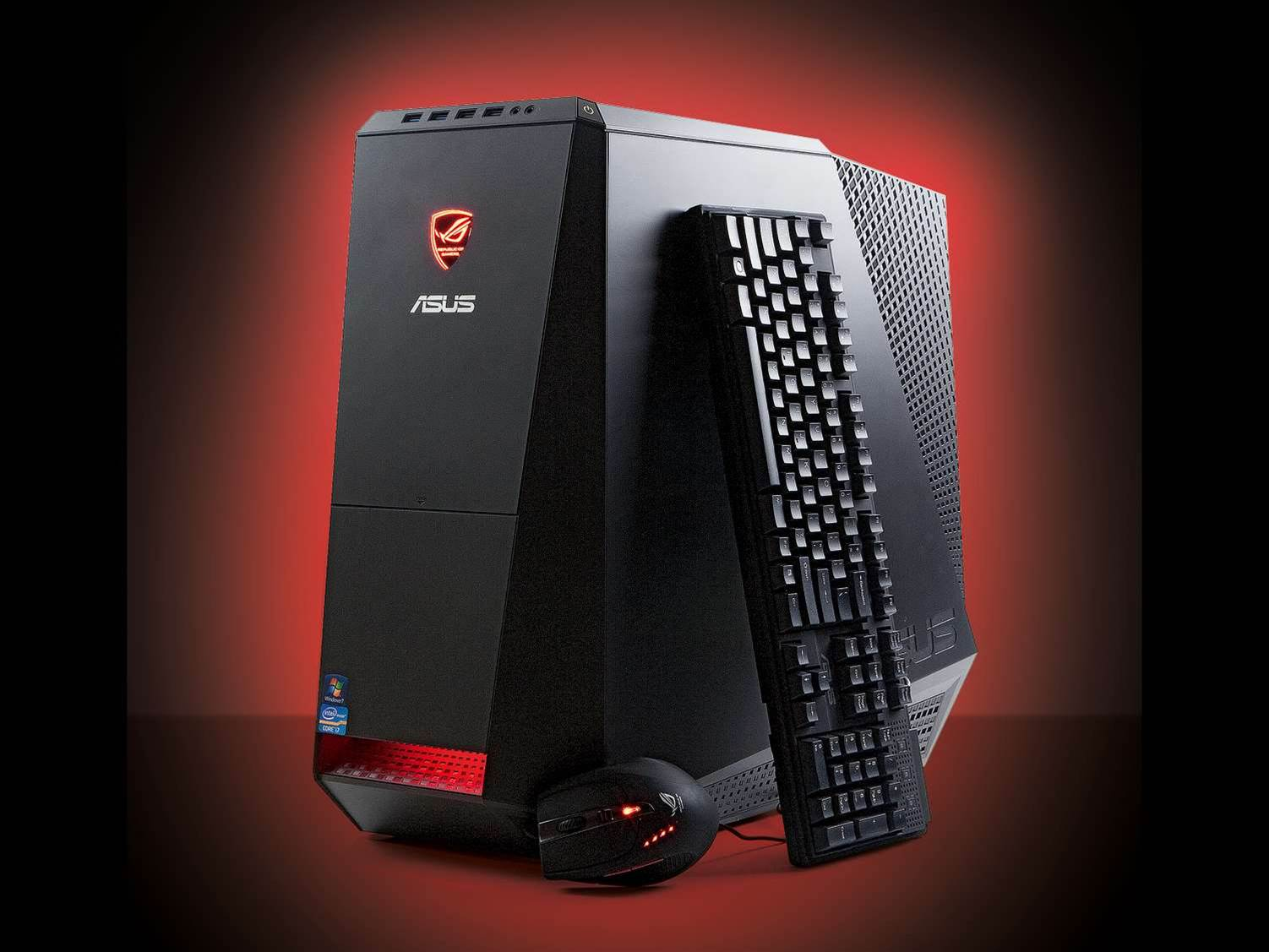 Reviewed: Asus ROG Tytan CG8568 (HE) gaming desktop