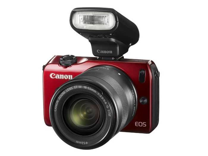 Canon launch EOS M interchangeable lens compact camera