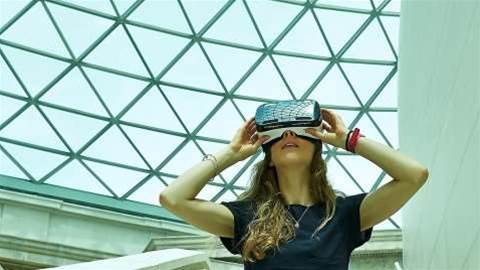 Samsung and the British Museum bring VR to the Bronze Age