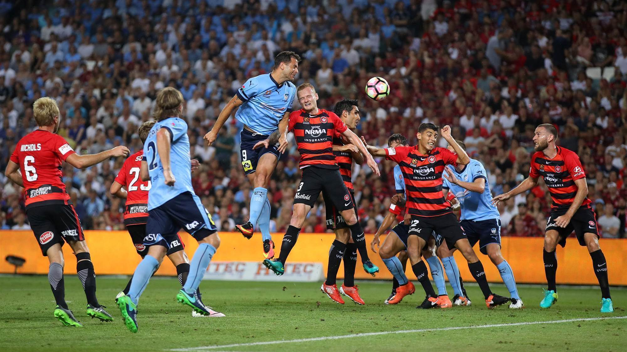 Tense Sydney Derby delivers first goalless draw