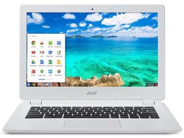 Acer Chromebook 13 with Nvidia's Tegra K1