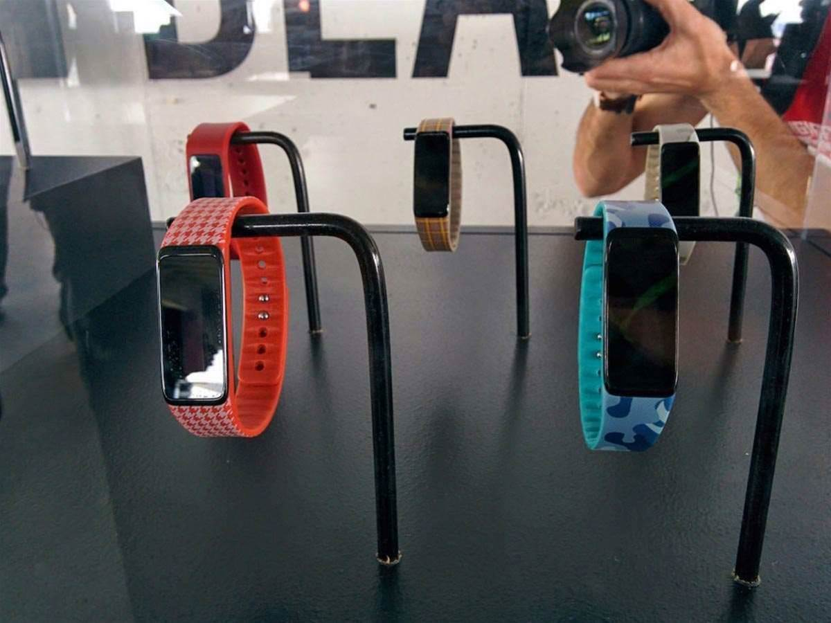 Acer's new Liquid Leap wearable devices test your stress levels