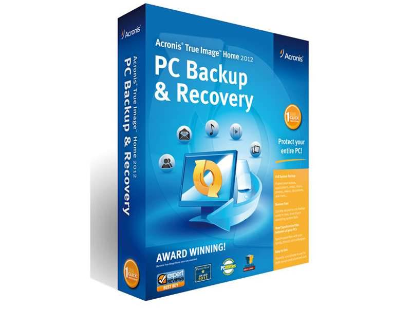 Reviewed: Acronis True Image Home 2012