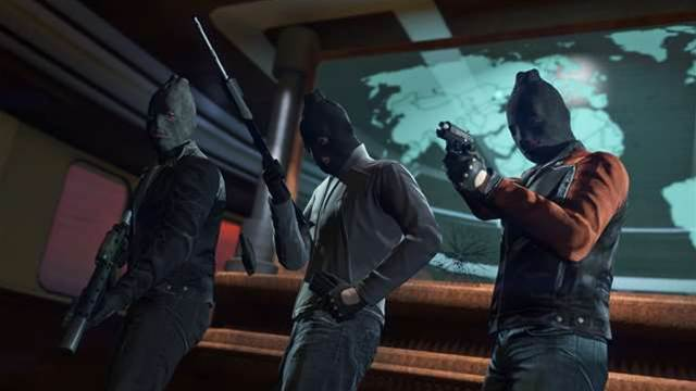 Rockstar reveals new details about GTAV, including Heist mode for GTA Online