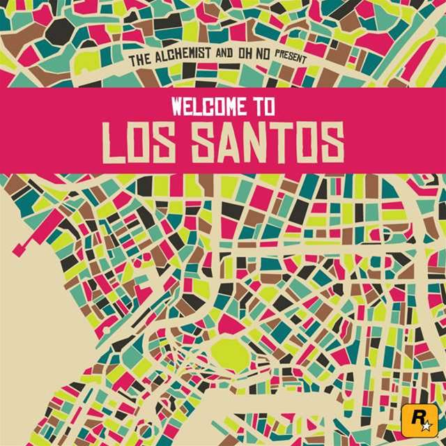 Welcome to Los Santos out now