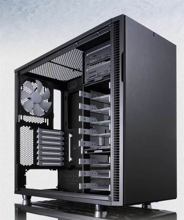 Fractal announces new silent Define R5 case