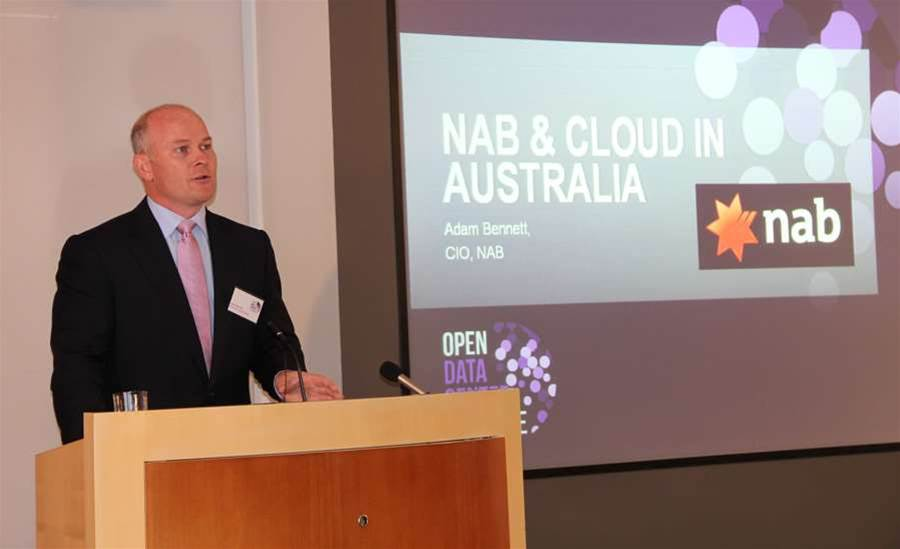 NAB says tech transformation remains on track