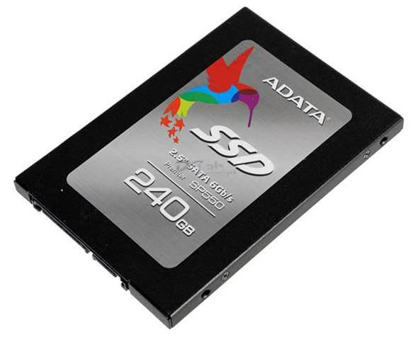 One Minute Review: Adata SP550 SSD