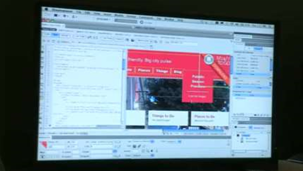 Video: Inside Adobe's CS5.5