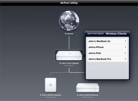 Upgraded to iOS 5? Grab copies of Apple's latest apps – AirPort Utility and Find My Friends