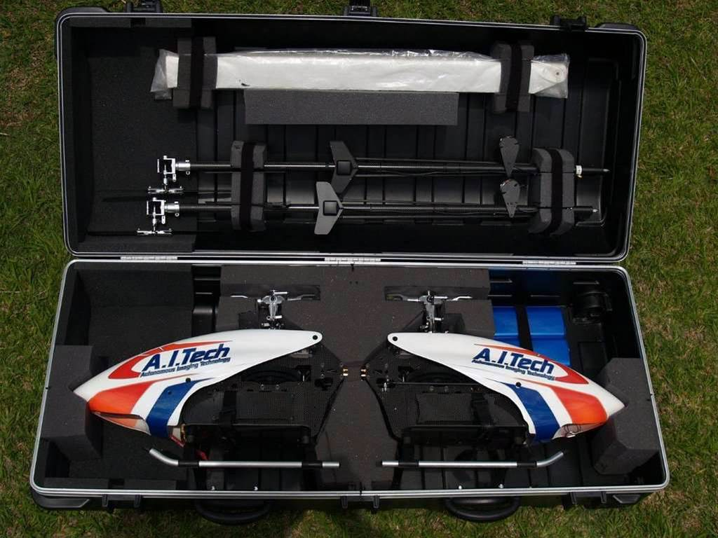 Use cases for Australian mining UAVs