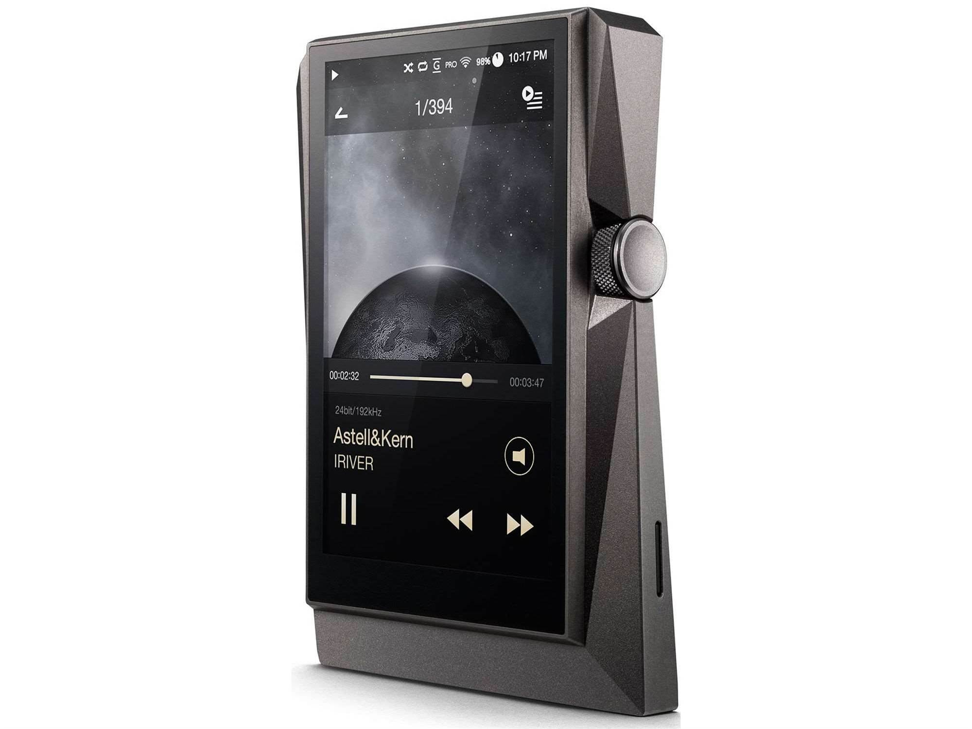 This portable high-res audio player will set you back $5000